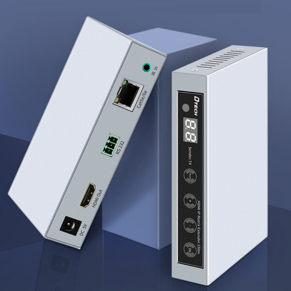 DT-7064A HDMI IP Matrix Extender