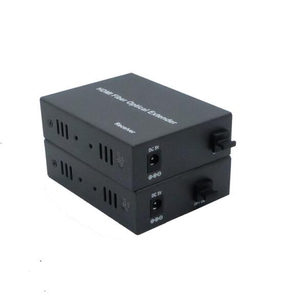EXTNDER HDMI BY ONE FIBER