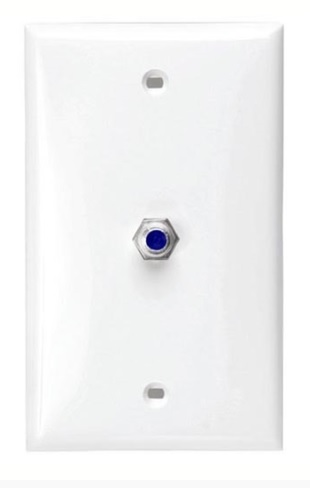 Connector Wall Plate